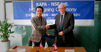 Korea Recognizes NSF Parts Testing and Certification