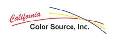 California Color Source logo