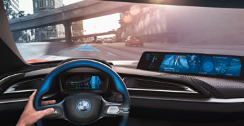 BMW Autonomous Driving Technology