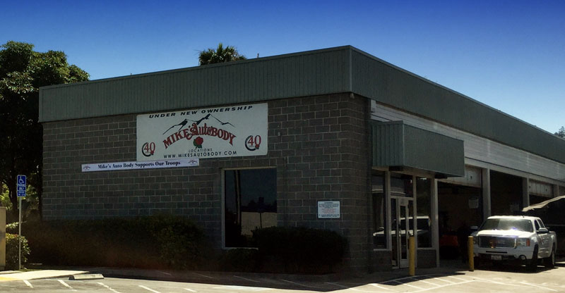 Mike's Auto Body recently acquired its 15th collision repair center in Vallejo, Calif. The facility is located at 322 Sonoma Blvd.