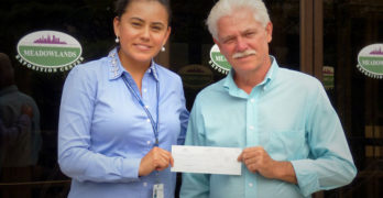 AASP/NJ Donates to Prostate Cancer Research