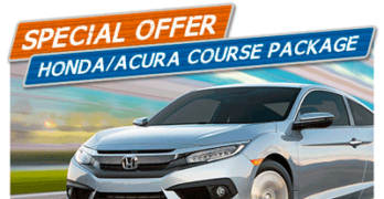 Honda/Acura Course Package Promo