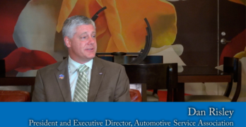 Interview: Dan Risley, Automotive Service Association on NACE | CARS 2016 in Anaheim, Calif.