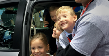 Five Families Receive Recycled Rides From National Auto Body Council Members at NACE   CARS