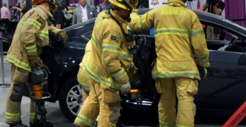 Anaheim First Responders Participate in NABC Auto Extrication Drills at NACE | CARS