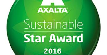 Axalta Sustainable Star