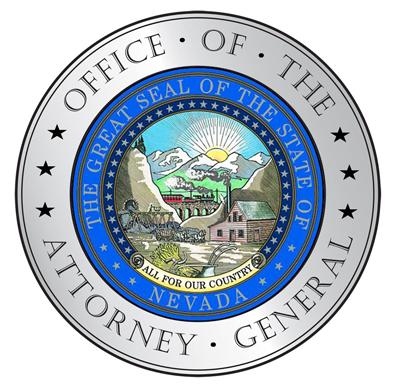 Nevada Attorney General Seal