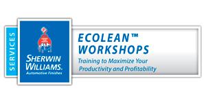 Sherwin-Williams EcoLean Workshop logo