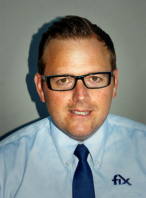 Nick Spiers has been appointed International Operations Manager for Fix Auto World.