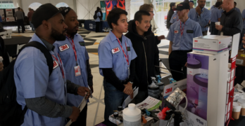 3M Partners with Collision Repair Education Foundation on Career Fair