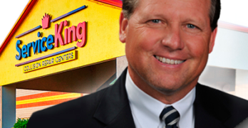 Service King Names Stuart Crum Chief Operating Officer