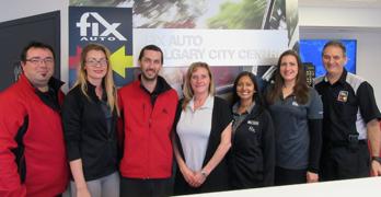 Fix Auto Calgary City