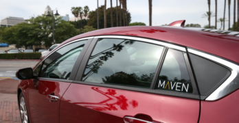 GM'S Maven Launches Car Sharing in Los Angeles; Exceeds 20 Million Miles Driven