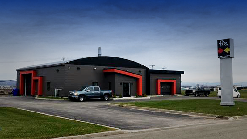 Fix Auto St-Augustin, owned and operated by Guy and Gilles Vallières, joined the Canadian Fix Auto network on  November 2.