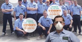 Collision Repair Education Foundation Spring Flyer