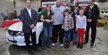 CARSTAR Celebrates 500th Store Opening