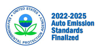 EPA Finalizes 2025 Auto Emission Standards