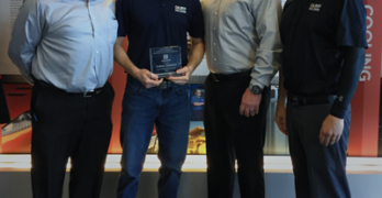 Caliber Recognized as Employer of the Year by Lincoln College of Technology