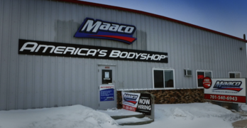 Maaco Fargo North Dakota