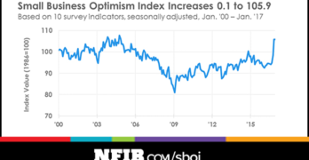 Post-election Small Business Optimism Sustained in January
