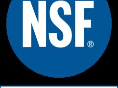 NSF Certified Part logo