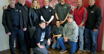 Mike's Auto Body In-House Training Program Graduates Second Technician Class