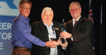 I-CAR Honors Chuck Sulkala With Lifetime Achievement Award