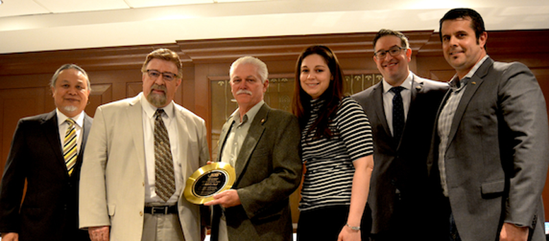 AASP/NJ Receives Affiliate Association Award