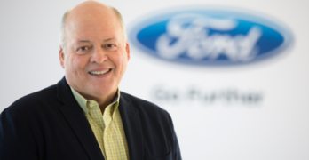 Ford Names Jim Hackett as CEO