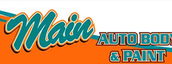 Main Auto Body logo