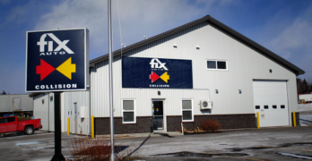 Fix Auto Canada Adds Collision Repair Center to Network in Prince Edward Island