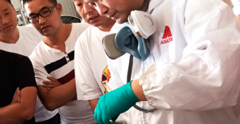 Axalta Supports Sustainable Auto Repair Program in Tianjin, China