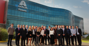 Axalta Opens Coatings Manufacturing Facility in Argentina