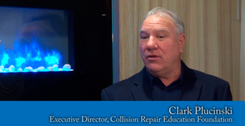 Interview: Clark Plucinski, Collision Repair Education Foundation