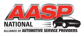 AASP National logo