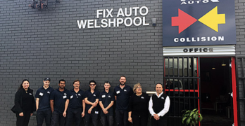 Fix Auto Adds Collision Repair Center to Network in Australia