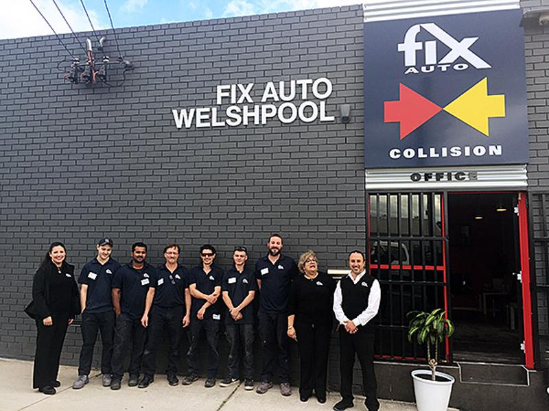 Fix Auto Welshpool