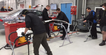 Australia's Capital S.M.A.R.T Launces Collision Repair Apprentice Program