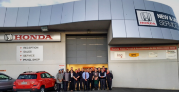 Capital S.M.A.R.T Acquires Honda New Zealand Collision Repair Center