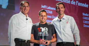 CARSTAR Announces Top Collision Repair Shop Awards at Conference