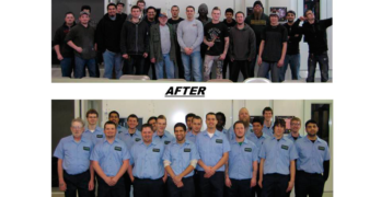 Collision Repair Education Foundation Technician Uniform