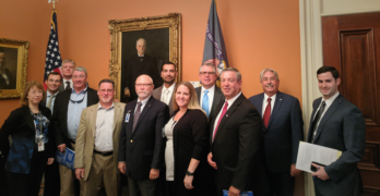 ASA Collision Leaders Meet with U.S. Department of Treasury Officials