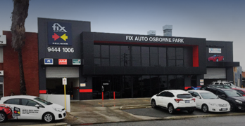 Fix Auto Adds Collision Repair Center to Network in Western Australia