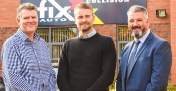 Fix Auto UK Announces Appointments to Management Team