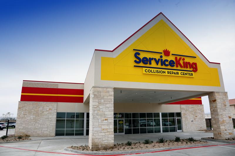 Service King Rockwall Texas