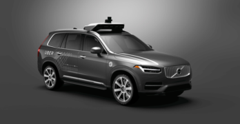 "Volvo Announces Agreement to Supply ""Tens of Thousands"" of Autonomous Cars to Uber"