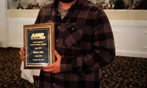 Robert Kirk Wins AASP/NJ Russ Robson Scholarship