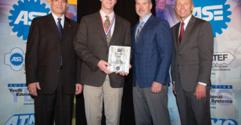 PPG and ASE Name Brian Yoder Master Refinish Technician of the Year