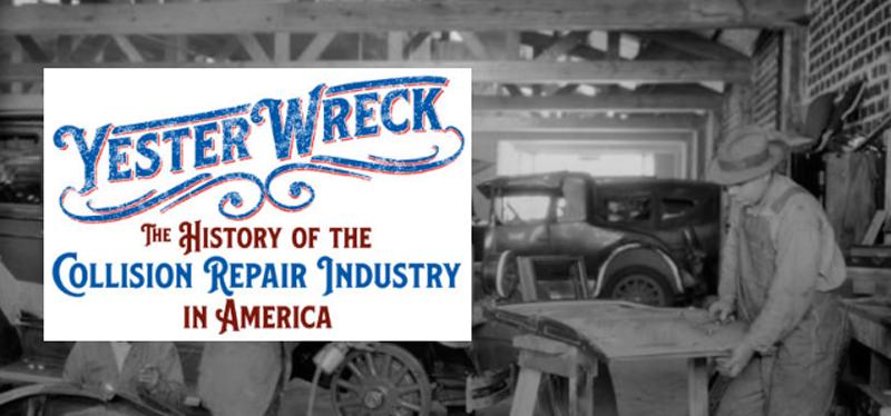 Yesterwreck website
