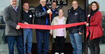 Nagy's Collision Orrville Ohio Grand Opening